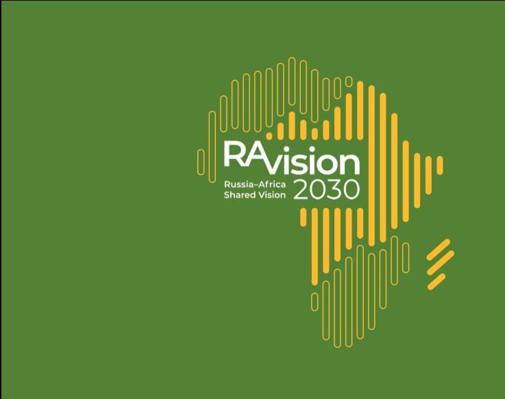 Asociación con el proyecto Rusia – África: Visión conjunta 2030