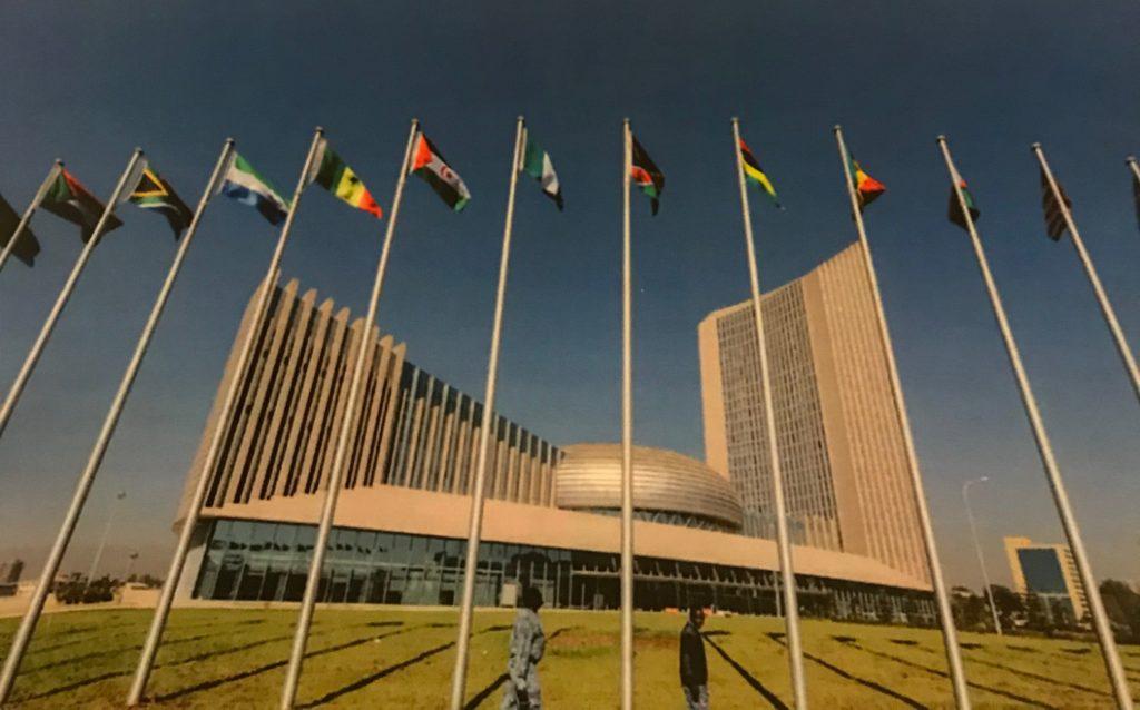 Участие в Африканском политическом саммите в Аддис-Абебе